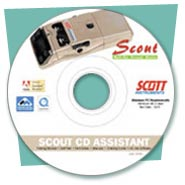 3D Modeling for Scott Instruments CD-ROM